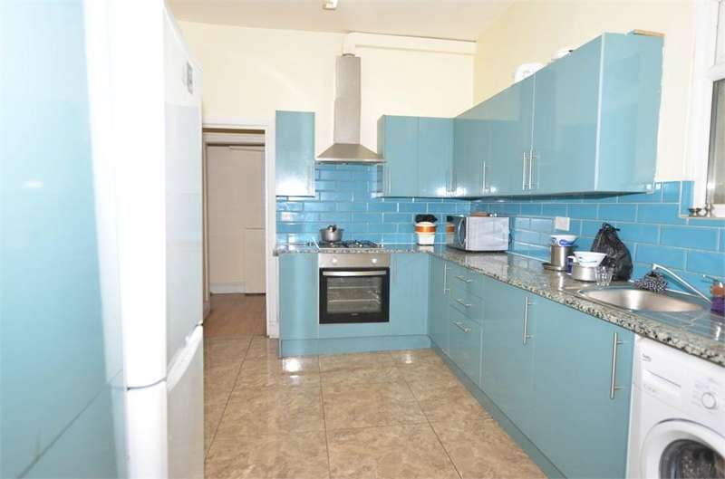 2 Bedrooms Maisonette Flat for sale in Bowrons Avenue, Wembley, Greater London