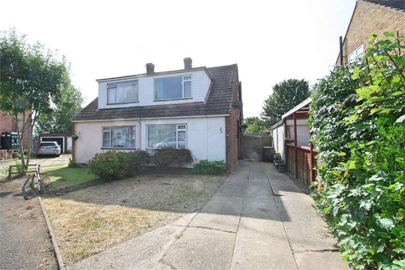 2 Bedrooms Semi Detached House for sale in Millways, Great Totham, MALDON, Essex