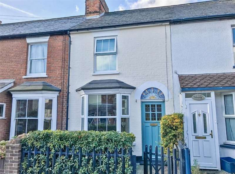 2 Bedrooms Terraced House for sale in Bunyan Road, Hitchin, Hertfordshire