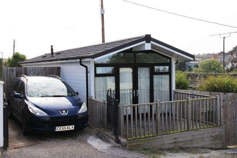 2 Bedrooms House for sale in Trenance Caravan Park, Newquay