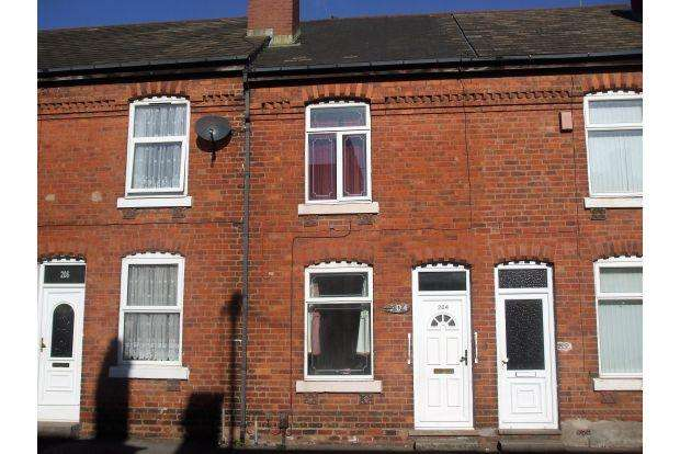 2 Bedrooms House for sale in PRINCE STREET, WALSALL