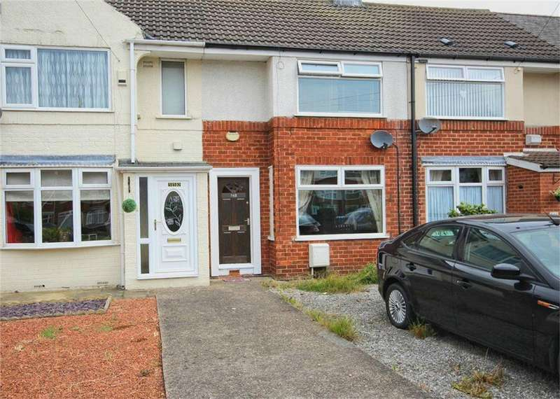 2 Bedrooms Terraced House for sale in Hotham Road South, Hull, East Riding of Yorkshire