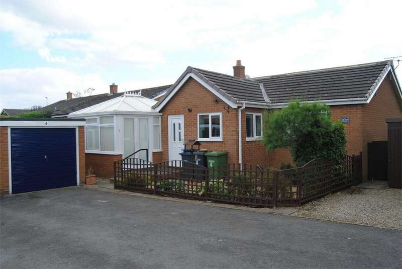 2 Bedrooms Detached Bungalow for sale in 4 Ash Tree Walk, Bedale, North Yorkshire