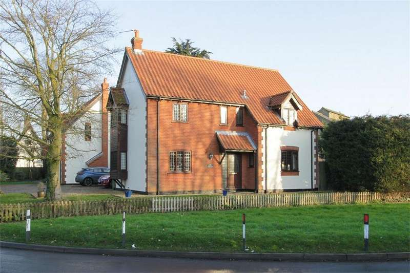 4 Bedrooms Detached House for sale in Church Woodlands, Church Road, North Lopham, Norfolk