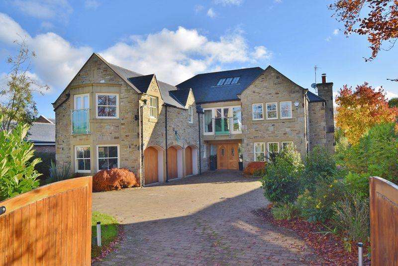 6 Bedrooms Detached House for sale in Darras Road, Darras Hall, Ponteland, Newcastle upon Tyne