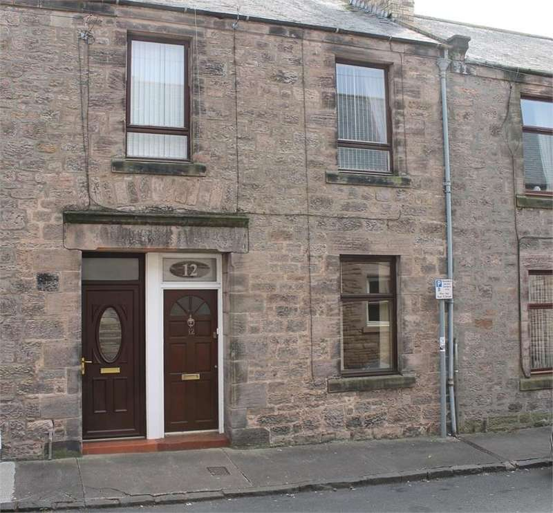 2 Bedrooms Flat for sale in Brucegate, BERWICK-UPON-TWEED, Northumberland