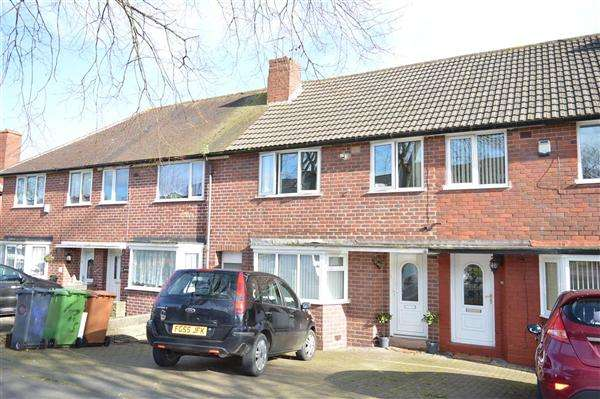 3 Bedrooms Terraced House for sale in Chantrey Crescent, Pheasey Estate, Great Barr