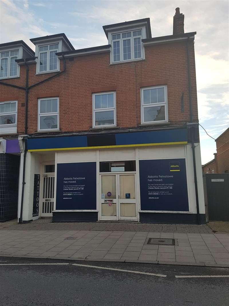 Commercial Property for sale in Felixstowe Town Centre Freehold Investment Opportunity