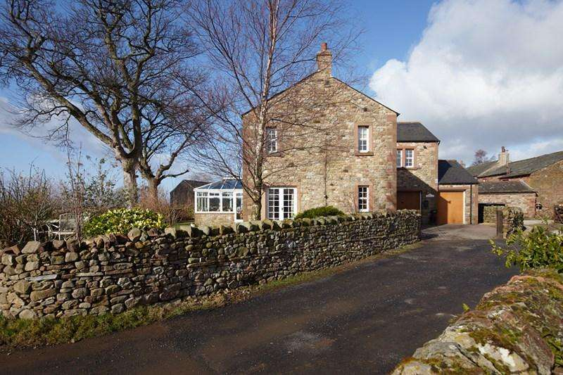 4 Bedrooms Detached House for sale in Cornerstones, Knock, Appleby in Westmorland