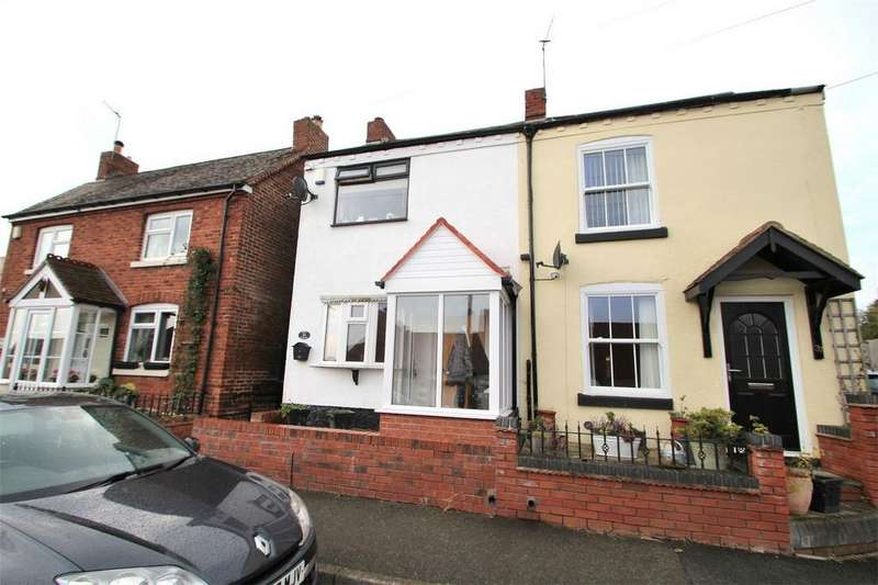 2 Bedrooms Semi Detached House for sale in Wall Well, HALESOWEN, West Midlands