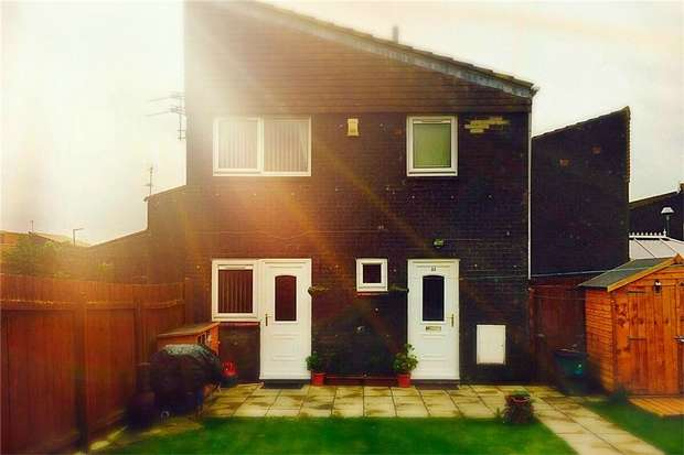 4 Bedrooms Semi Detached House for sale in Bakewell Place, Newton Aycliffe, Durham