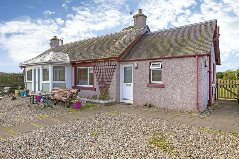2 Bedrooms Detached Bungalow for sale in Barlee Cottage, West Redstone, Burrelton, Blairgowrie, PH13