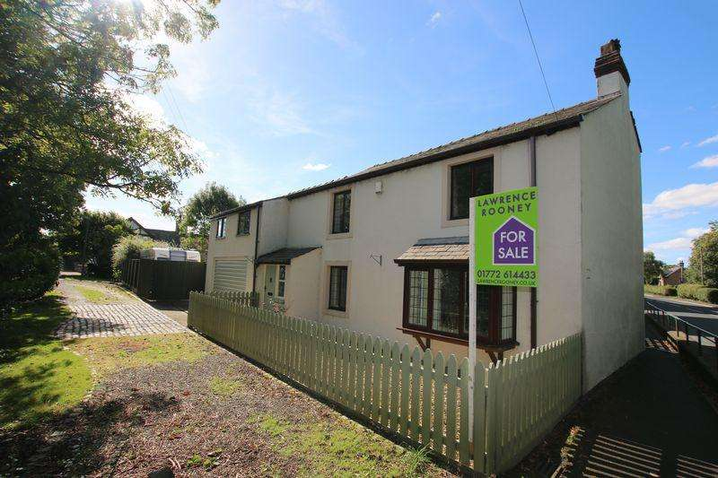 5 Bedrooms Detached House for sale in 'Malthouse' South Road, Bretherton