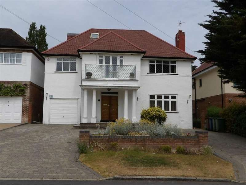 7 Bedrooms Detached House for sale in Glanleam Road, Stanmore, Greater London