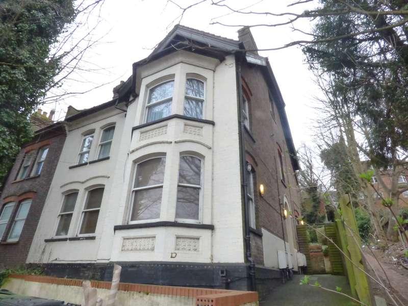 Block Of Apartments Flat for sale in Ashburnham Road, Luton