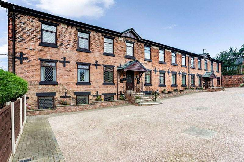 1 Bedroom Apartment Flat for sale in Mow Cop Road, Mount Pleasant