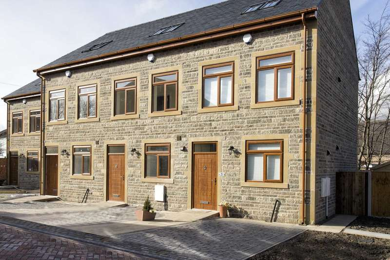 3 Bedrooms Town House for sale in 5 Barraclough Yard, Rothwell, Leeds, LS26 0DB