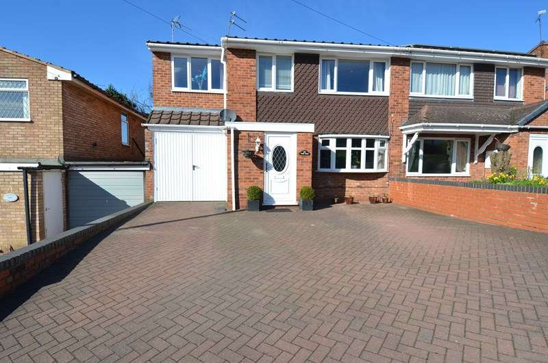 4 Bedrooms Semi Detached House for sale in Kings Road, Kings Heath, Birmingham