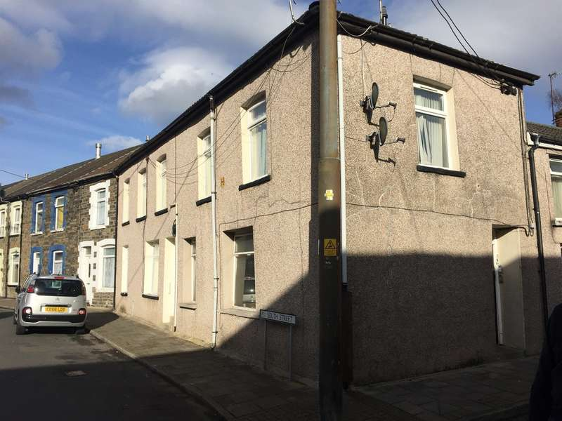 2 Bedrooms Flat for sale in South Street, Porth