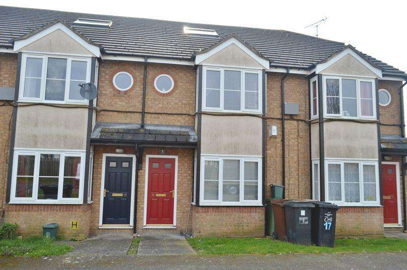 1 Bedroom Apartment Flat for sale in Gainsborough Court, Corby