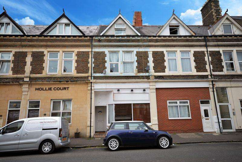 5 Bedrooms Terraced House for sale in Donald Street, Roath, Cardiff