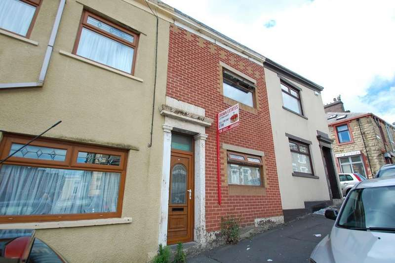 3 Bedrooms Terraced House for sale in Blackburn Street, Whalley Range, Blackburn
