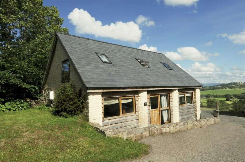 1 Bedroom Detached House for sale in Mountain View, Talachddu, Brecon, Powys