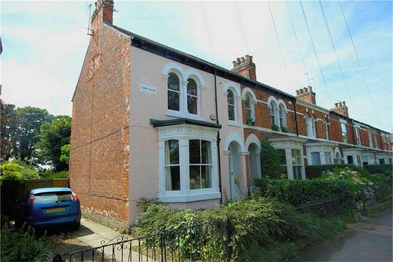 4 Bedrooms End Of Terrace House for sale in South Street, Cottingham, East Riding of Yorkshire