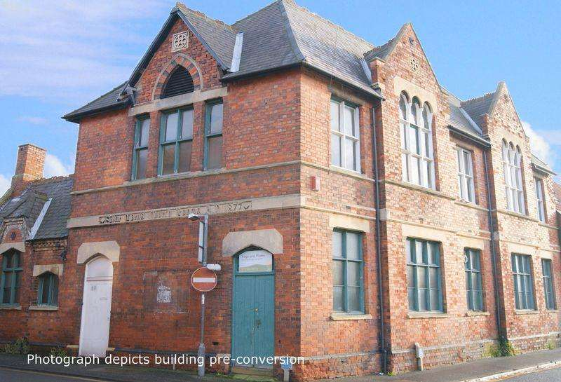 2 Bedrooms Duplex Flat for sale in Guildhall Street, Newark