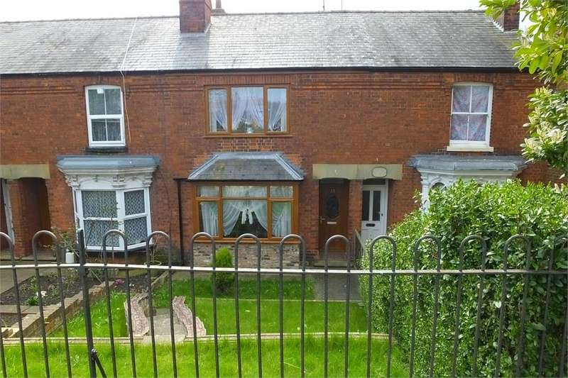 3 Bedrooms Terraced House for sale in Haven Bank, Boston, Lincolnshire