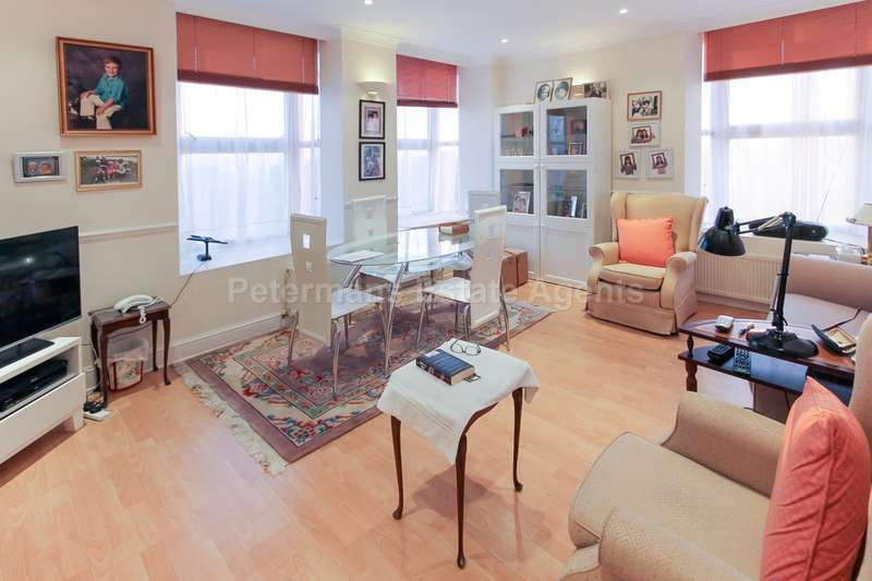 2 Bedrooms Apartment Flat for sale in Church Road, Stanmore, HA7