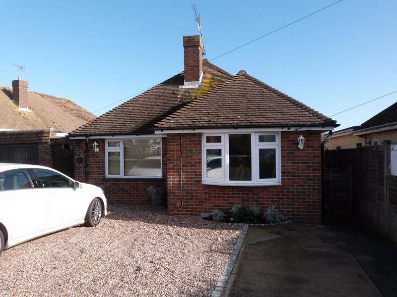 2 Bedrooms Detached Bungalow for sale in Grafton Road, Selsey