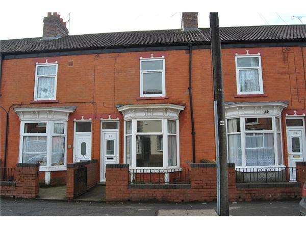 3 Bedrooms Terraced House for sale in Digby Street Scunthorpe