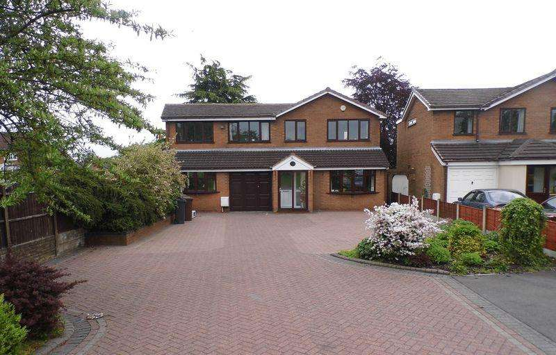 5 Bedrooms Detached House for sale in Lichfield Road, Pelsall, Walsall