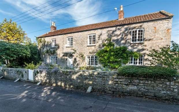 5 Bedrooms Detached House for sale in Broadmead Lane, Edington