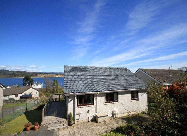 3 Bedrooms Detached Bungalow for sale in Kilduskland Drive, Ardrishaig