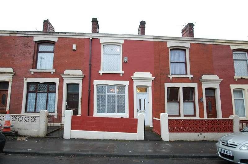 3 Bedrooms Terraced House for sale in Nottingham Street, Audley Range, Blackburn