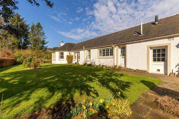 4 Bedrooms Detached House for sale in Whiteleys - Lot 1, By Alloway, Ayr, South Ayrshire, KA7