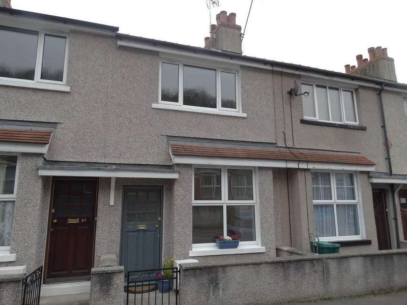 2 Bedrooms Terraced House for sale in 69 Grange Road, Colwyn Bay, LL29 7RN