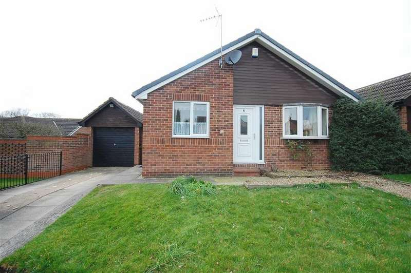 2 Bedrooms Detached Bungalow for sale in Shuttocks Close, Kippax, Leeds, LS25