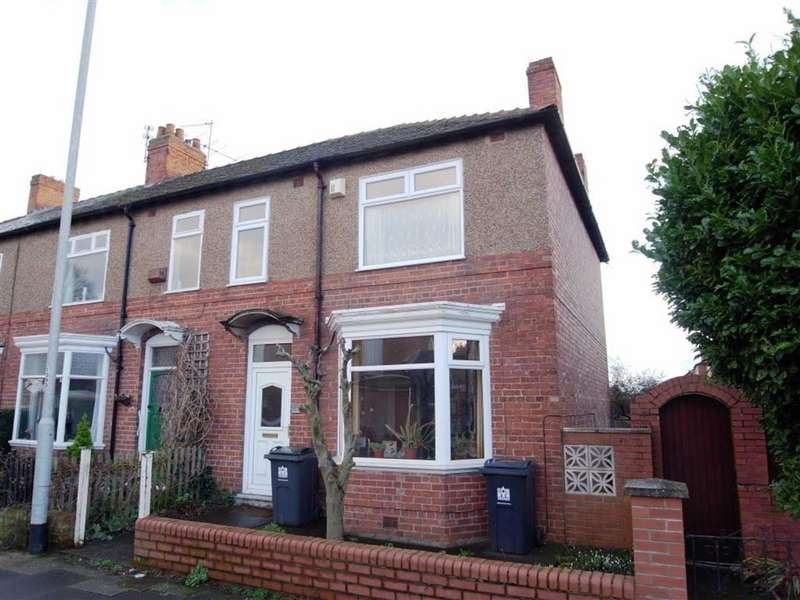 3 Bedrooms Town House for sale in Brinkburn Road, Darlington