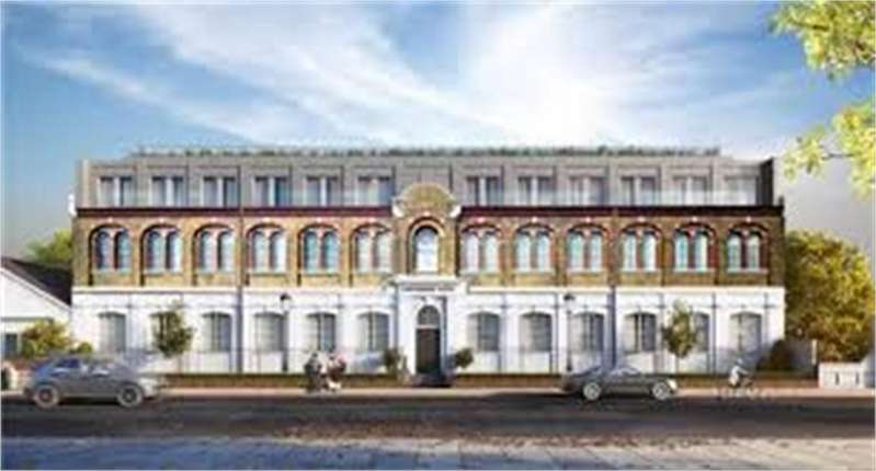 2 Bedrooms Flat for sale in Canterbury Road, London