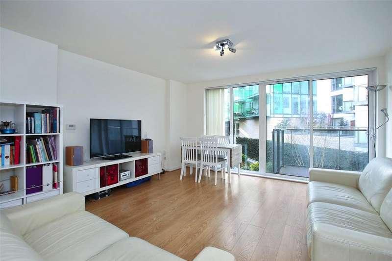 1 Bedroom Flat for sale in Tucana Court, 4 Cygnet Street, London, E1