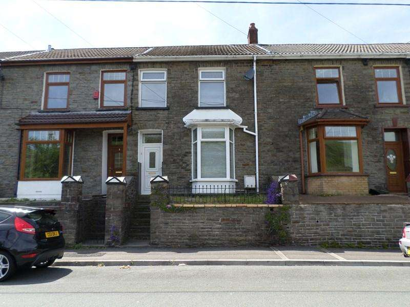3 Bedrooms Terraced House for sale in Madeline Street, Pontygwaith, Ferndale
