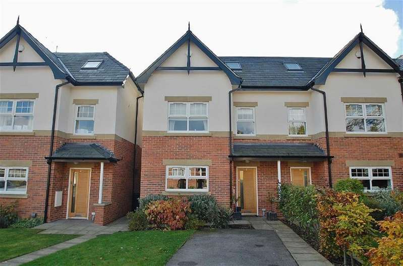 4 Bedrooms Semi Detached House for sale in Wellfield Place, Wilmslow, Cheshire
