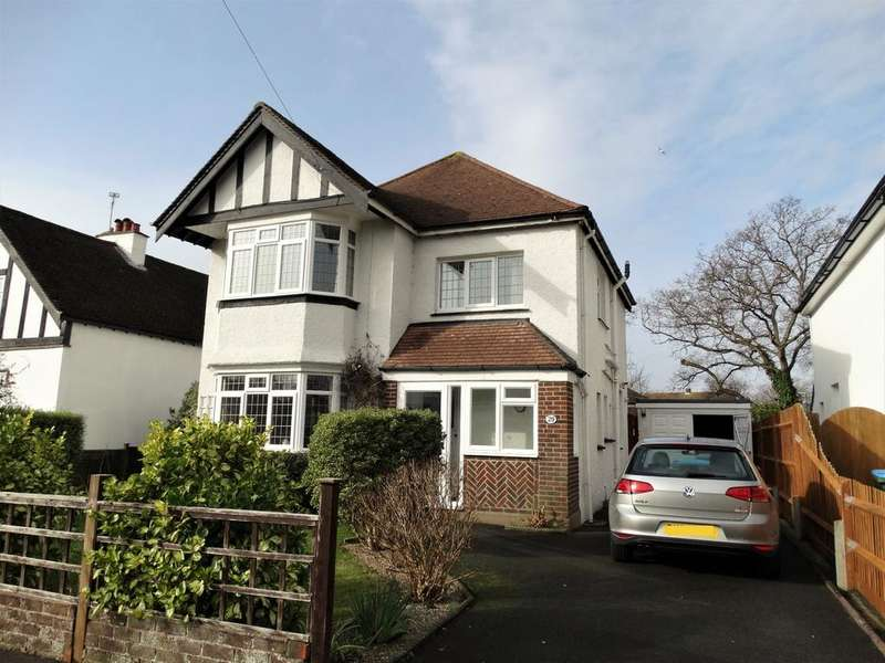 3 Bedrooms Detached House for sale in Aldwick, Bognor Regis