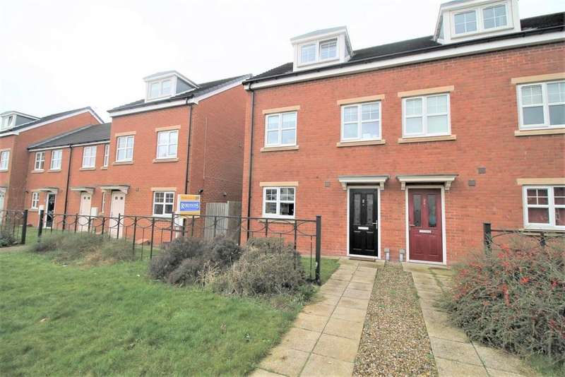 3 Bedrooms Town House for sale in Sargasso Walk, Thornaby, Stockton-On-Tees