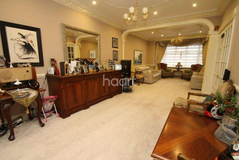 4 Bedrooms End Of Terrace House for sale in Headley Drive, Gants Hill