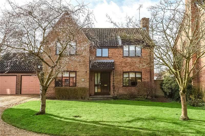 4 Bedrooms Detached House for sale in Church Lane, Isleham, Ely, CB7