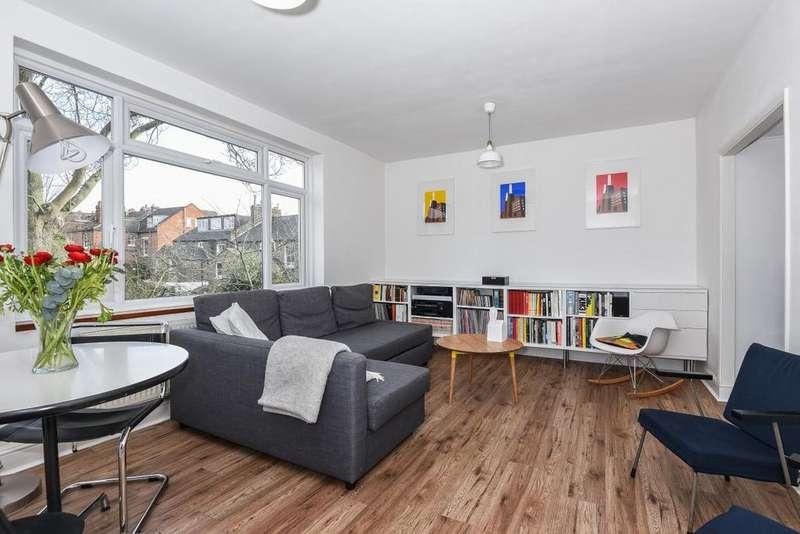 2 Bedrooms Flat for sale in Granville Road, Stroud Green, N4